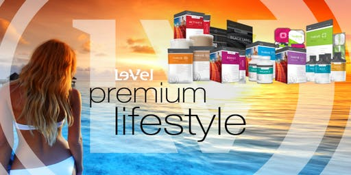 THRIVE by Le-Vel Local Event