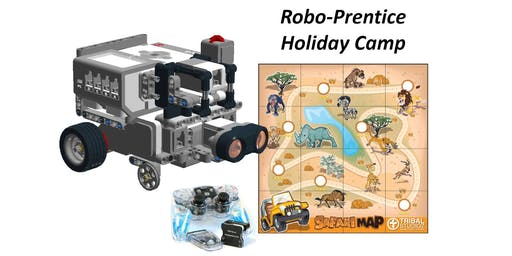 Be a Robo-Prentice with LEGO EV3