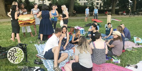 Summer Social Series: Mini-Unconference in the Park tickets