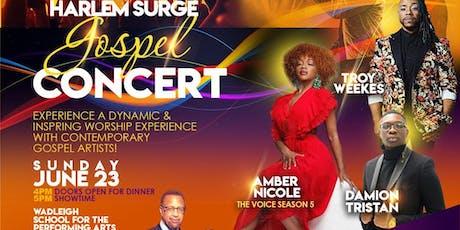 Harlem Surge Gospel Concert tickets