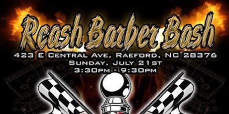 Rcash Barber Bash tickets