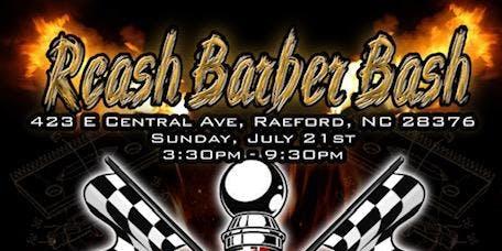 Rcash Barber Bash