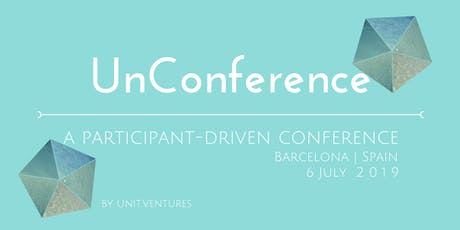 Unit UnConference - Barcelona - July 2019 tickets