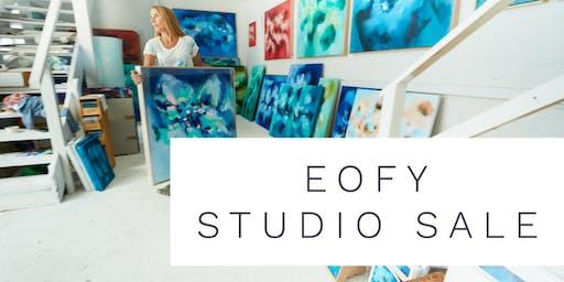 EOFY Studio Sale