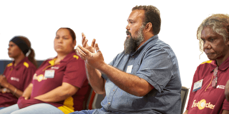 2019 NT Aboriginal Leadership & Governance Forum tickets