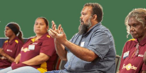 2019 NT Aboriginal Leadership & Governance Forum