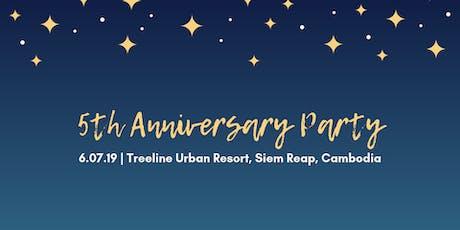 PFJ Special Anniversary Event tickets