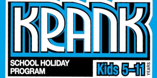 KRANK Kids Program - It's Rocket Science! Session 1