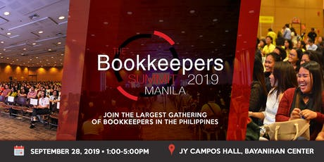 Bookkeepers Summit 2019 tickets