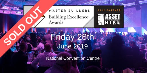 Master Builders and Asset Construction Hire Building Excellence Awards
