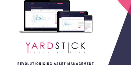 Yardstick - Revolutionising Asset Management  tickets