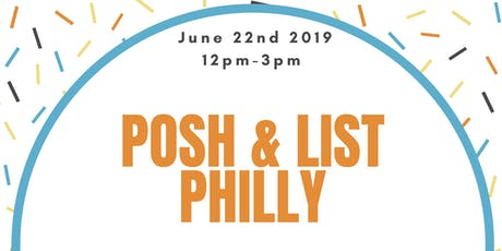 Philly Posh & Shop tickets