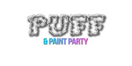 Puff & Paint Party LA tickets