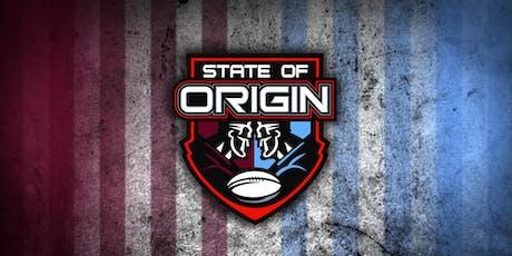 State of Origin at Biggie's BBQ tickets