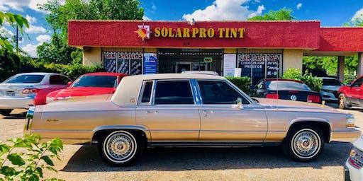 Solar Pro Tint  Anniversary Celebration