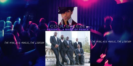 Cool Breeze presents...A Night of Prince tickets