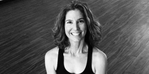 Special Guest: Tracy Macon: Saturday Morning: Free Vinyasa Yoga