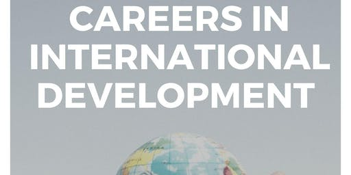 Careers in International Development