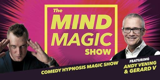 """Mind Magic"" Magic & Hypnosis Show - Altona RSL"