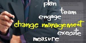 Masterclass: Change Management