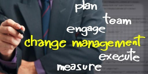 Masterclass: Change Management