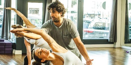 Yoga for Beginners - Start Strong and Carry On! tickets