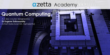 Quantum Computing - Melbourne tickets
