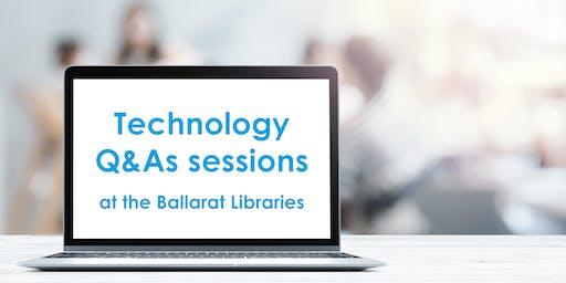 Technology Q&A - Sebastopol Library
