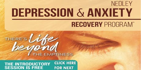 DEPRESSION AND ANXIETY RECOVERY PROGRAM tickets