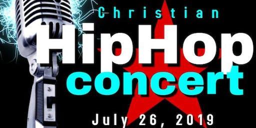 Christian Hip Hop Concert + Dance Battle