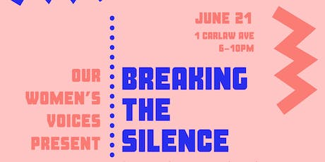 OWV: Breaking The Silence tickets