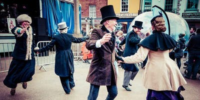 Historic Victorian and Jane Austen Dance session