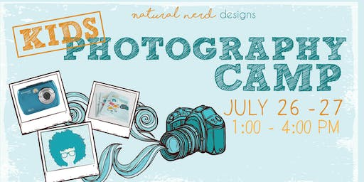 Kids Photography Camp