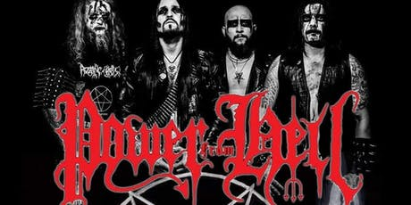 Power from Hell/HoustonTX tickets