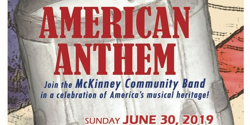 American Anthem FREE Band Concert - No Ticket Needed