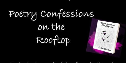 Poetry Confessions on the Rooftop