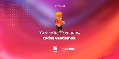 Yo vendo, tú vendes, todos vendemos / Nett talks