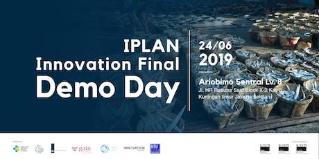 IPLAN Innovation Challenge: Final Demo Day  tickets