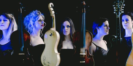 KINNARIS QUINTET at STRING JAM CLUB tickets