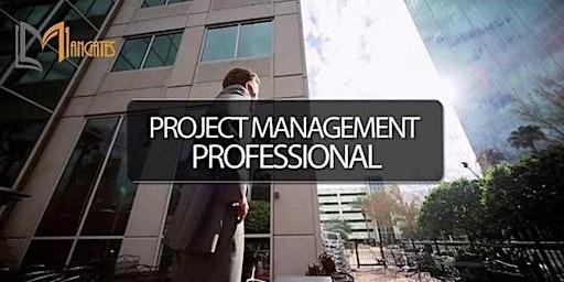 Project Management Professional Certification 4 Days Virtual Live Training in Scottsdale, AZ
