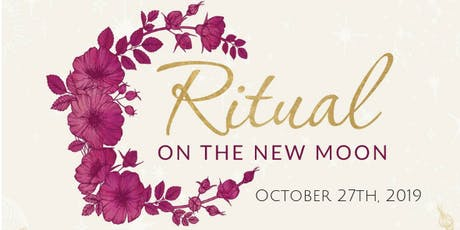 October: Ritual on the New Moon tickets