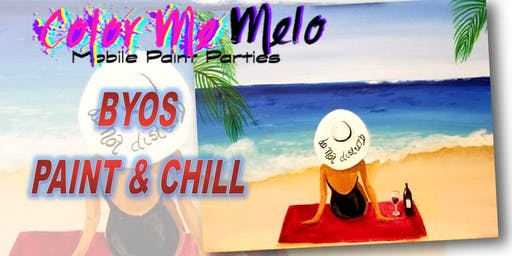 "BYOS PAINT & CHILL! in Upland, CA ""Do Not Disturb"""