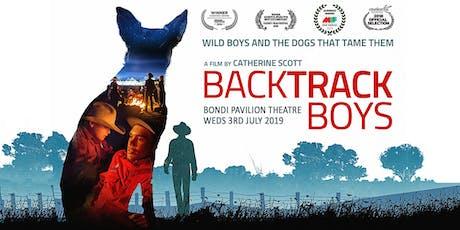 Backtrack Boys Film Screening plus Q&A tickets