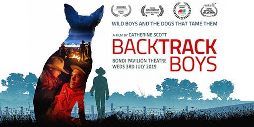 Backtrack Boys Film Screening plus Q&A