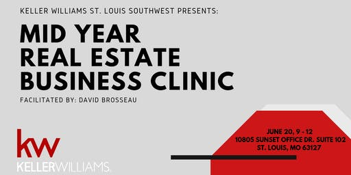 MID YEAR REAL ESTATE BUSINESS CLINIC
