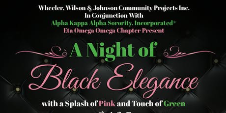 A Night of Black Elegance tickets