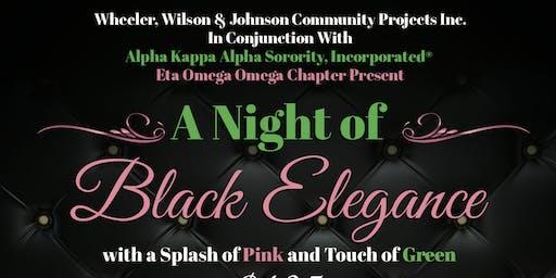 A Night of Black Elegance