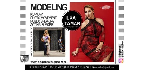 Modish Bold Squad Modeling Program  Pre-Registration Ages 9-14 years tickets
