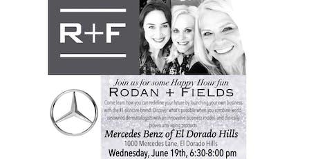 Rodan + Fields Happy Hour Event tickets
