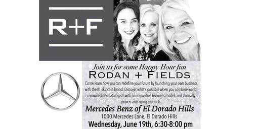 Rodan + Fields Happy Hour Event